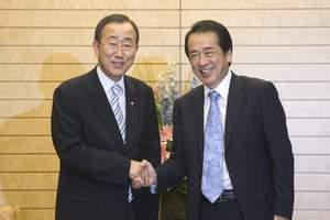 潘基文国連事務総長